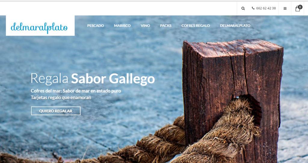 Tienda Online Del Mar Al Plato