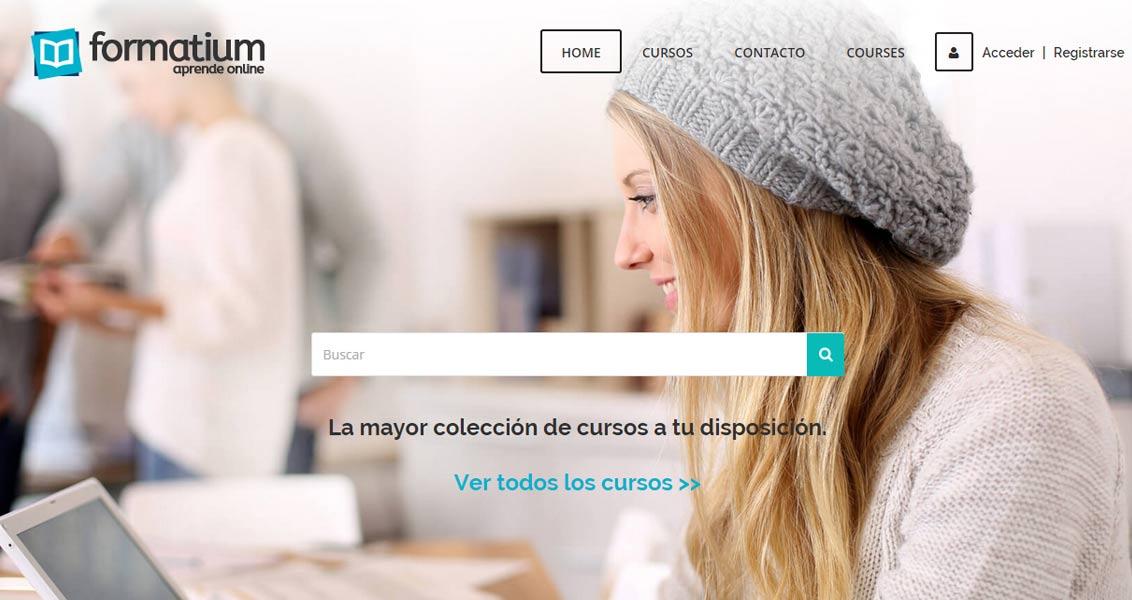Tienda online Formatium