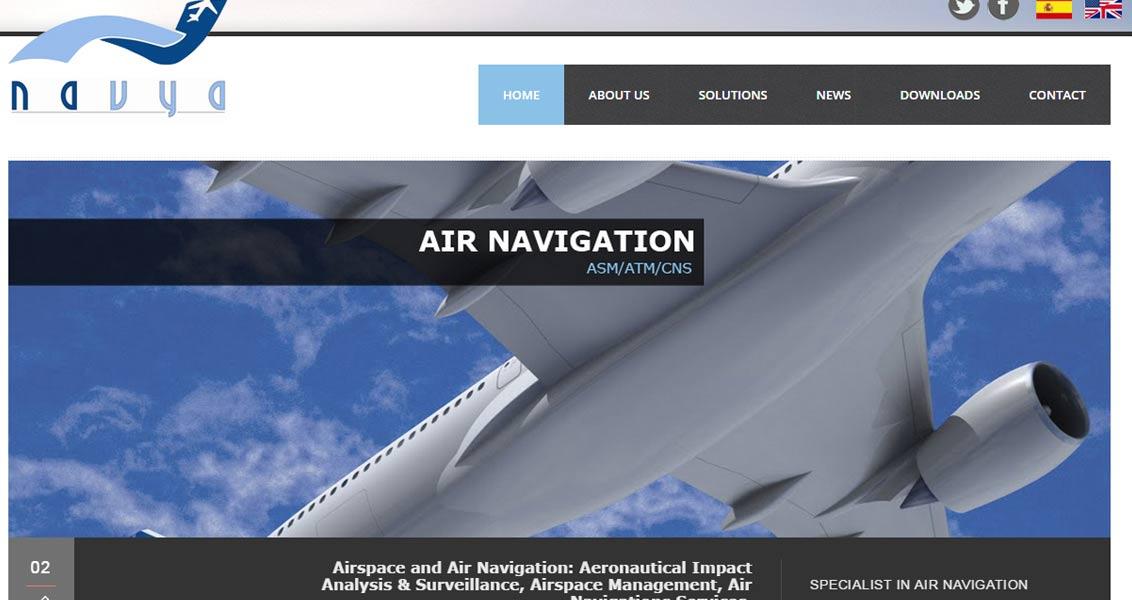 Diseño web navya