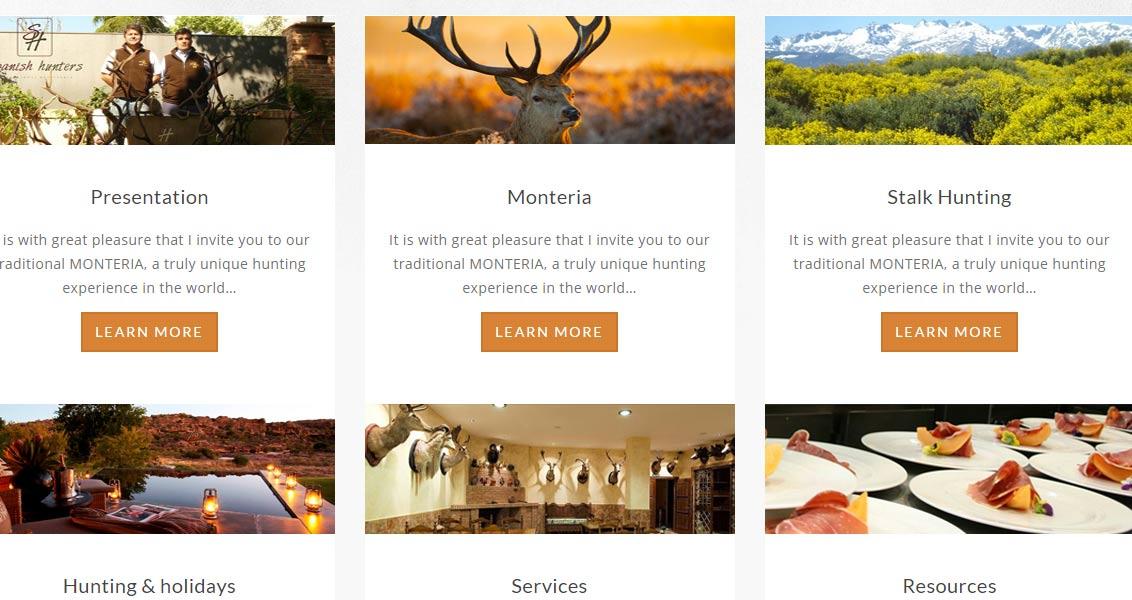 Tienda online Spanish Hunter