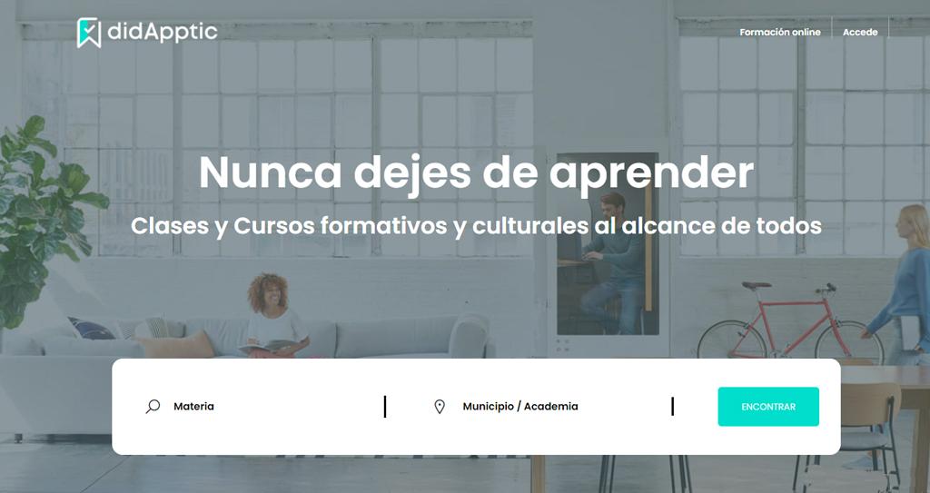 Diseño web cursos